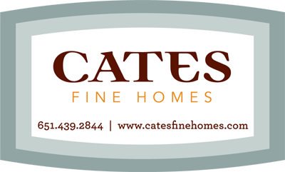 yard sign Cates Fine Homes